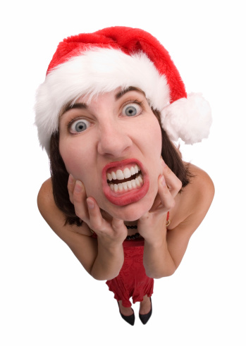 Don't Get Your Tinsel In A Tangle: The Presence of Stress This Holiday